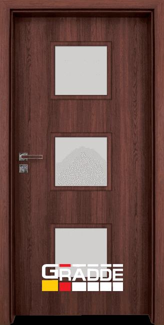 Интериорна врата Gradde Bergedorf - Шведски дъб
