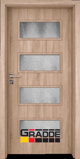 Интериорна врата Gradde Blomendal - Дъб Вераде