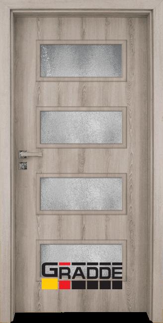 Интериорна врата Gradde Blomendal - Ясен Вералинга