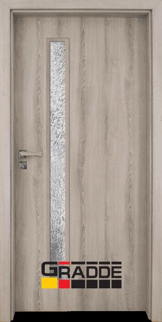 Интериорна врата Gradde Wartburg - Ясен Вералинга