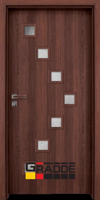 Интериорна врата Gradde Zwinger - Шведски дъб