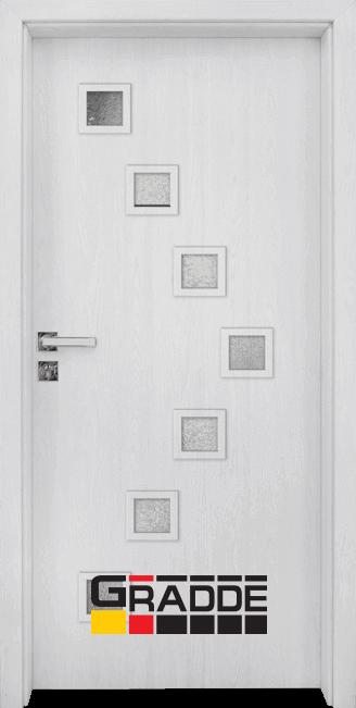 Интериорна врата Gradde Zwinger - Сибирска Лиственица