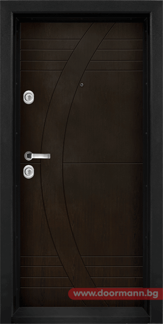 Блиндирана входна врата Т909