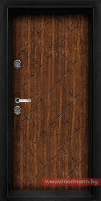 Блиндирана входна врата T904