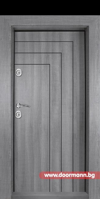 Блиндирана врата Т-1002